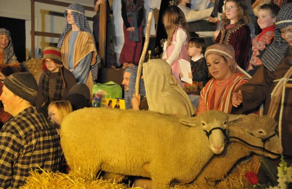 Upcoming Parish Events: St. Nicholas Festival and Annual Christmas Pageant