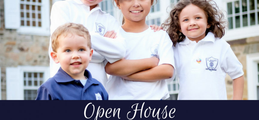 January 4th Open House!