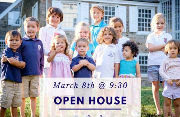 March 8th Open House!
