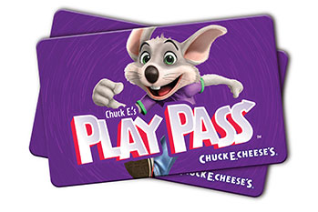 Chuck – E – Cheese Event to Raise Funds